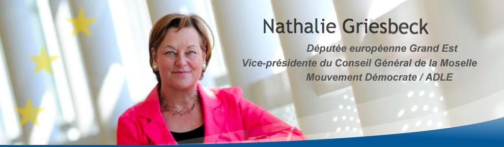 Unis pour la journée Européenne de l'Épilepsie par la Députée Nathalie Griesbeck (11 Février) Headergriesbeck
