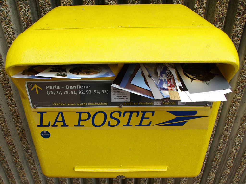 Ach vement du march int rieur des services postaux bilan nathalie gries - La poste renvoi courrier demenagement ...