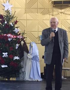 Monseigneur Bernard Clement de la Pastorale des Migrants
